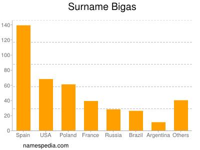 Surname Bigas