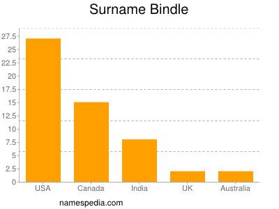 Surname Bindle