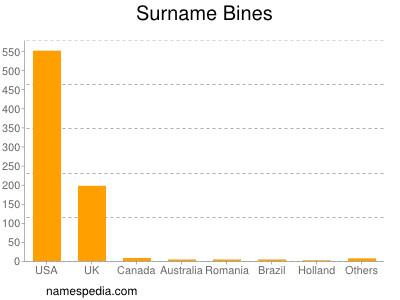 Surname Bines