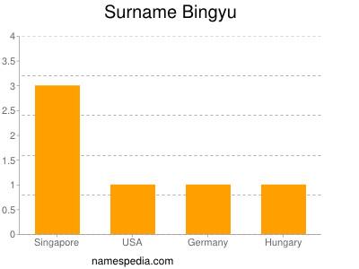 Surname Bingyu