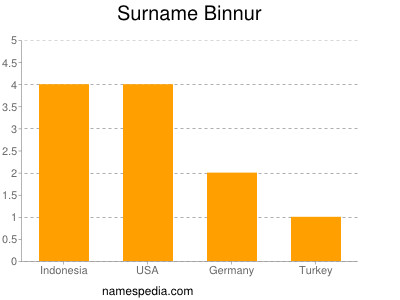 Surname Binnur