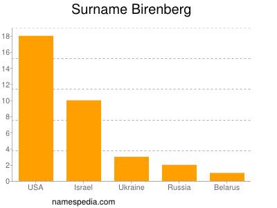 Surname Birenberg