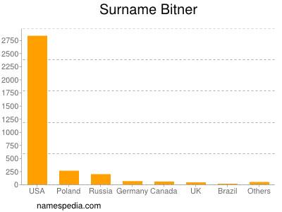 Surname Bitner