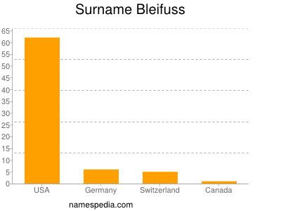 Surname Bleifuss