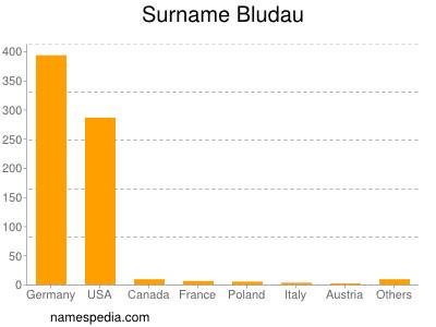 Surname Bludau