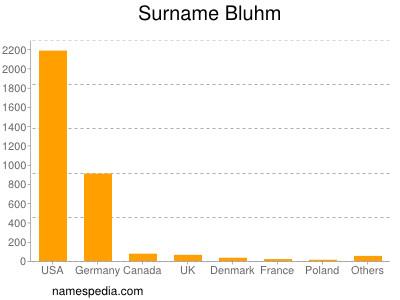 Surname Bluhm