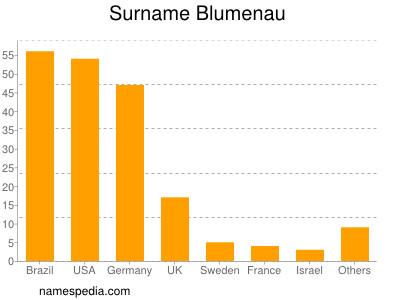 Familiennamen Blumenau