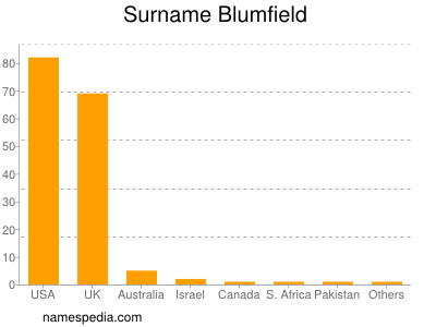 Surname Blumfield