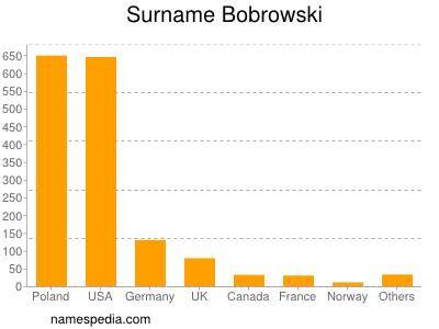Surname Bobrowski