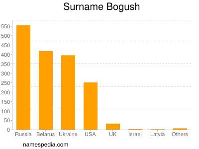 Surname Bogush