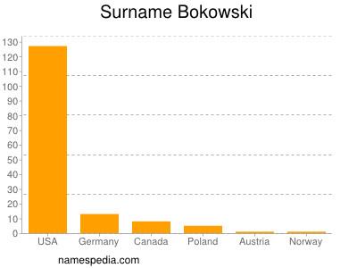 Surname Bokowski