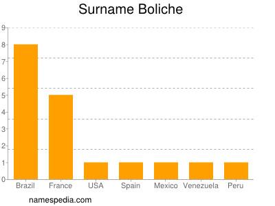 Surname Boliche