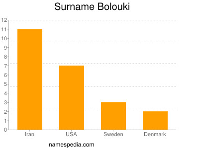 Surname Bolouki
