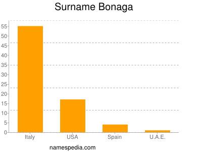 Surname Bonaga