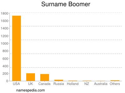 Surname Boomer