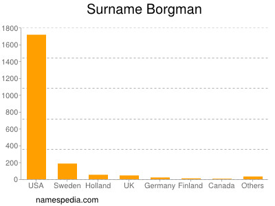 Surname Borgman