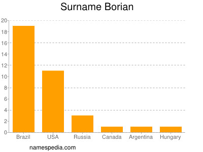 Surname Borian