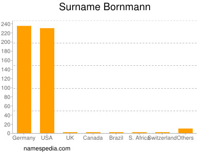 Surname Bornmann