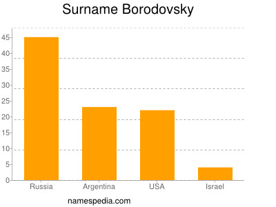 Surname Borodovsky