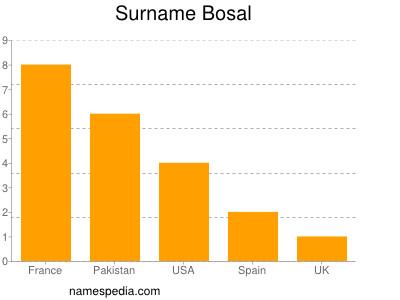 Surname Bosal