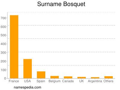 Familiennamen Bosquet