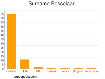Surname Bosselaar