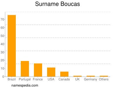 Familiennamen Boucas