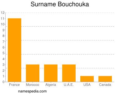 Surname Bouchouka