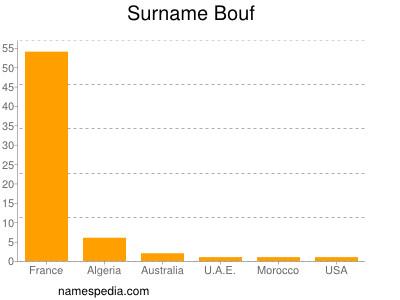 Surname Bouf