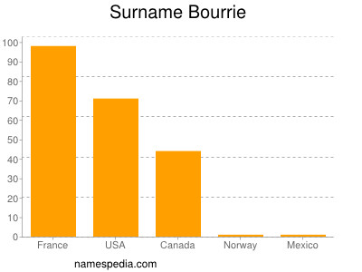 Surname Bourrie
