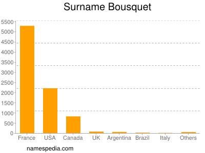 Surname Bousquet