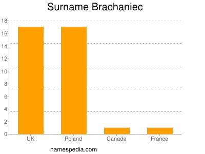 Surname Brachaniec