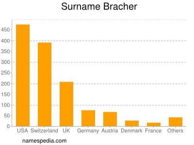 Surname Bracher