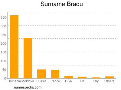 Surname Bradu