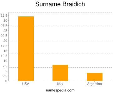 Surname Braidich