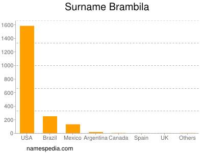 Surname Brambila