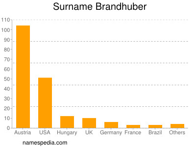Surname Brandhuber