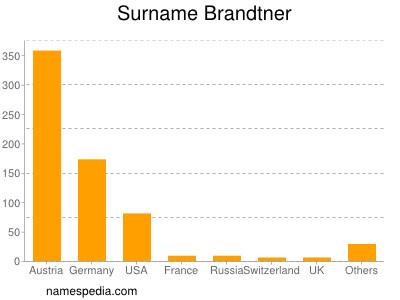 Surname Brandtner