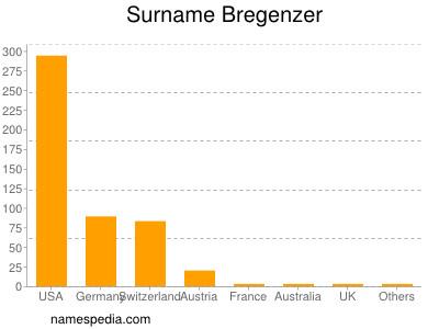 Surname Bregenzer
