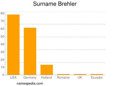 Surname Brehler