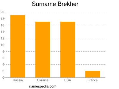 Surname Brekher