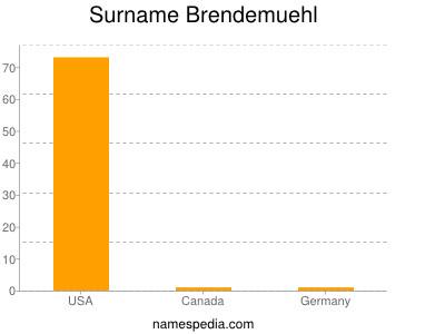 Surname Brendemuehl