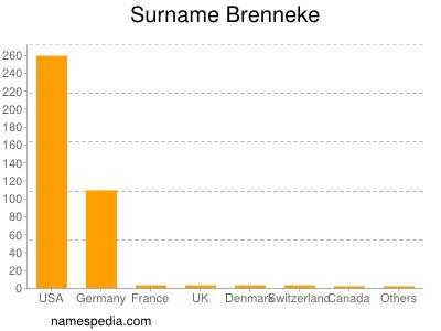 Surname Brenneke