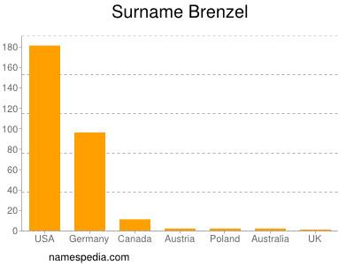 Familiennamen Brenzel