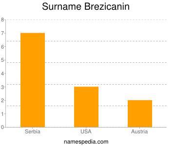 Surname Brezicanin