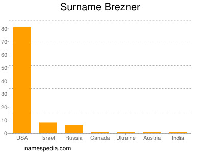 Surname Brezner