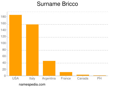 Surname Bricco