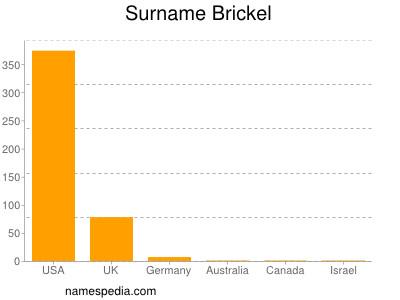 Surname Brickel