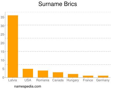Surname Brics