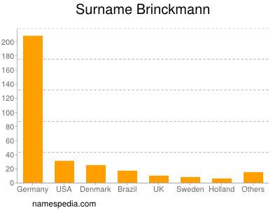 Surname Brinckmann
